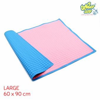 Tender Luv Babies Large Air-filled Rubber Mat Double Layer Cot Sheet