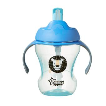 Tommee Tippee Training Straw Cup (blue)
