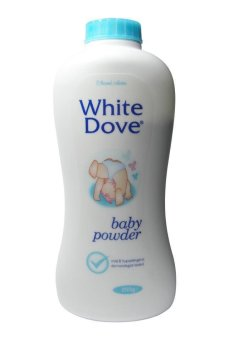 White Dove Hypoallergenic Baby Powder 200g(Blue) Price Philippines