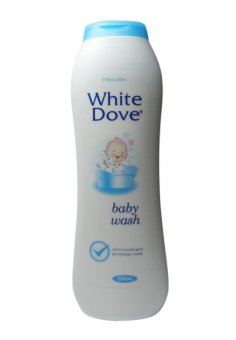 White Dove Hypoallergenic Baby Wash 200ml (Blue) Price Philippines
