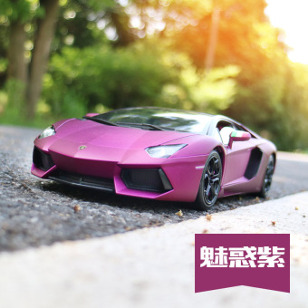Willie lp700-4 model alloy car model car models