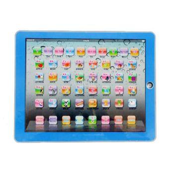 Y-PAD English Computer Multimedia Learning Toy Computer (Blue) Price Philippines