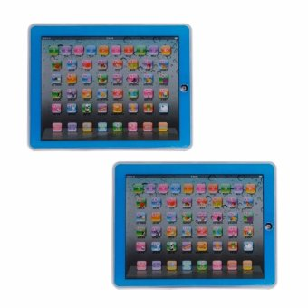Ypad Multimedia Learning Computer Toy Tool (Blue) Set of 2 Price Philippines