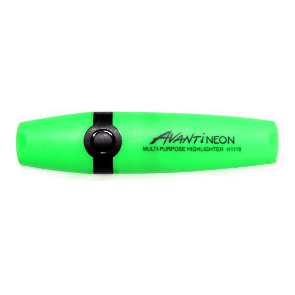Image of Avanti NEON Highlighters - Neon Green