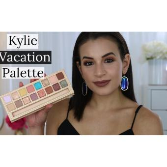16 COLORS PRESSED POWDER EYE SHADOW PALETTE