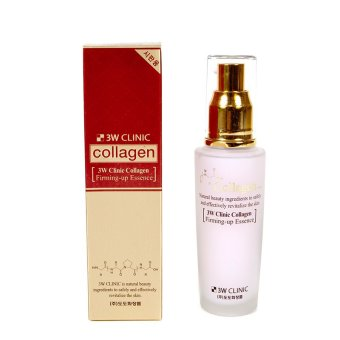 3W Clinic Collagen Regeneration Essence 50ml Korean Cosmetics
