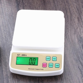 7kg/1g Electronic Kitchen Scales Digital LCD Kitchen Food DietPostal Scale Weight Balance - intl