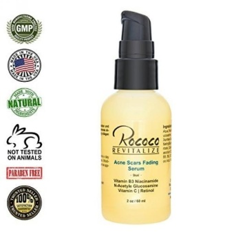 Acne Scar Fading Three in One Retinol Serum Vitamin C Serum and Vitamin B3 Serum - 60ml 2oz - intl