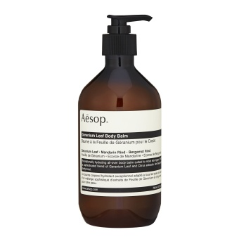 Aesop Geranium Leaf Body Balm 17oz, 500ml