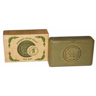 Aleppo Soap Ancient Olive Molded 100 Gram Bar, Bay Rum 3pcs Price Philippines