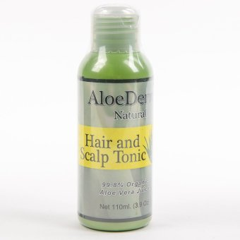 Aloederma Natural Hair and Scalp Tonic 110ml
