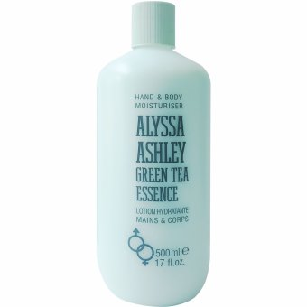 Alyssa Ashley Green Tea Essence Hand & Body Lotion 500ml