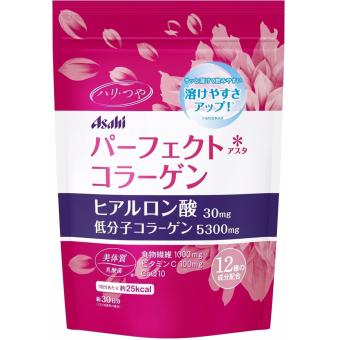 Asahi Perfect Collagen Powder Drink with Vitamin C Refill Pack