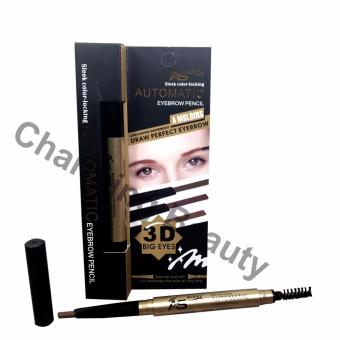Ashley Shine Sleek color-locking Automatic 3D Big eyes EyebrowPencil