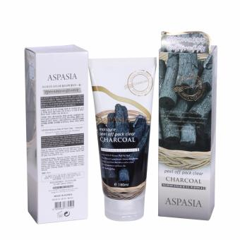 Aspasia Charcoal Peel-off pack 180ml Price Philippines