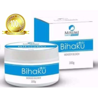 AUTHENTIC Misumi Bihaku Wonder Bleach (Bleaching Cream for ALL SKIN TYPES)