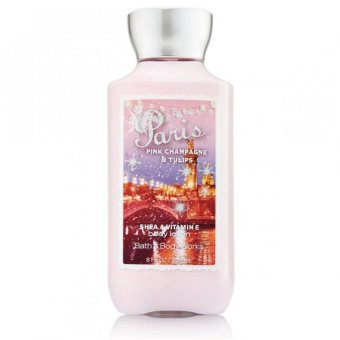 Bath and Body Works Paris Pink Champagne & Tulips Body Lotion295mL Price Philippines