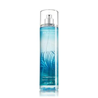 Bath and body works sea island cotton body mist 236ml