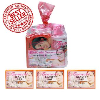 Beauche Beauty Pack + 3 Beauty Bar 90 gms