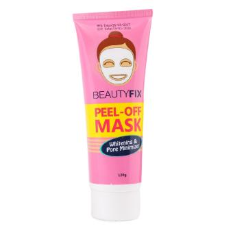 Beauty Fix Peel Off Mask Pore Whitening & Minimizing 120g