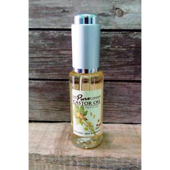 Beauty Secret Pure Castor Oil 30ml (Yellow Pale)