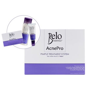 Belo Essentials Acnepro Pimple Treatment System Pack