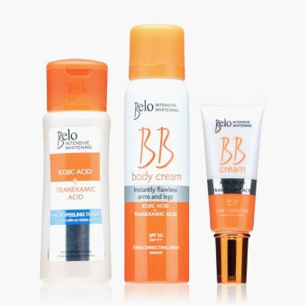 Belo Intensive Whitening Kojic Acid plus Tranexamic Acid Set