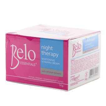 Belo Night Therapy Whitening Cream 50g