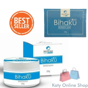 Bihaku Wonder Bleach and Wonder Soap Bundle