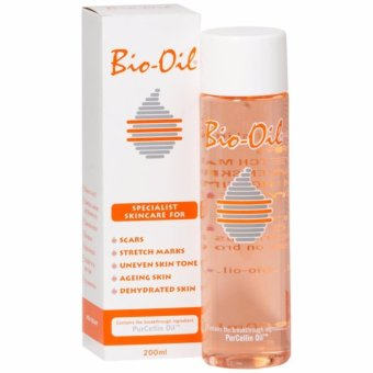 Bio-Oil (For Scars, Stretch Marks, Uneven Skin Tone, Aging & Dehydrated Skin) 200ml