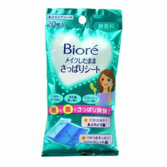BIORE Oil Control Refreshing Sheets