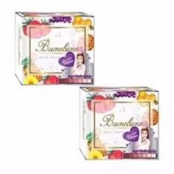 BUMEBIME MASK NATURAL SOAP BUNDLE 0F TWO