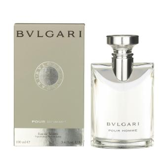 Bvlgari Pour Homme Eau De Toilette Perfume for Men 100ml