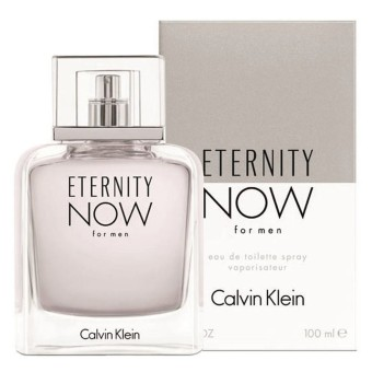Calvin Klein Eternity Now Eau De Toilette for Men 100ml
