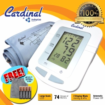 Cardinal Electronic Blood Pressure Monitor 105