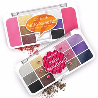 Careline Hello Makeup Palettes Price Philippines