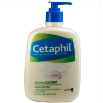 Cetaphil Whitening Lotion (For All Skin types) 591mL