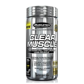 Clear Muscle (Lean Muscle Builder) 84caps Price Philippines