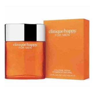 Clinique Happy Cologne Spray Eau De Toilette Perfume for Men 100m