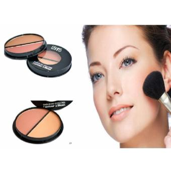 Contour Makeup Shading Powder Palette Face Concealer Contour &Blush Makeup #01 40g