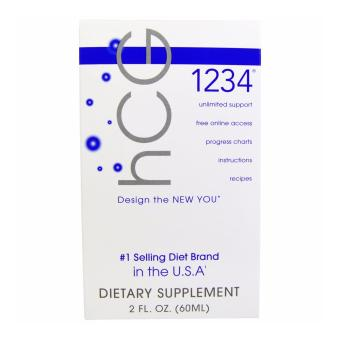 Creative Bioscience hCG 1234 Dietary Supplement, 60ml