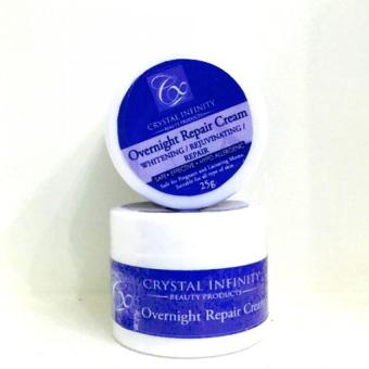 Crystal Infinity Overnight Repair Cream 15g