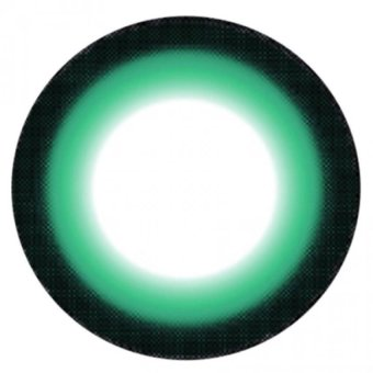 Crystal Jewel Contact Lens (Green) Price Philippines