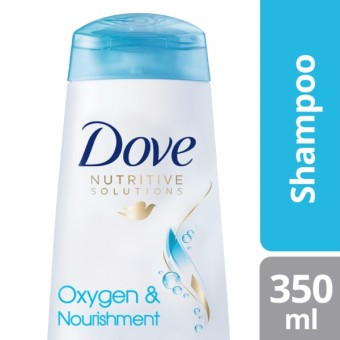 DOVE SHAMPOO OXYGEN & NOURISHMENT 350ML Price Philippines