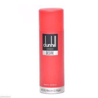 Dunhill London Desire Red Body Spray 195ml Price Philippines