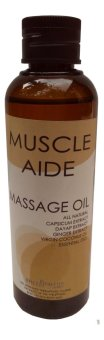 Green Palette Muscle Aide VCO Massage Oil