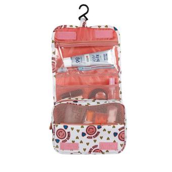 Hang up Makeup Cosmetic Bag Organizer Storage Bag - intl