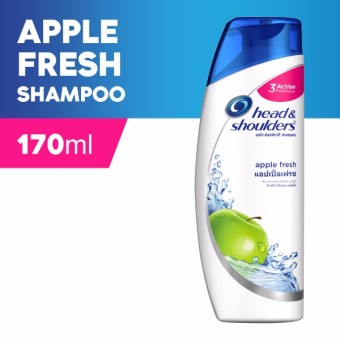Head & Shoulders Apple Fresh Shampoo 170ml
