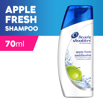 Head & Shoulders Apple Fresh Shampoo 70ml