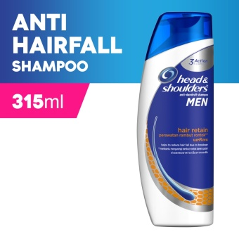 Head & Shoulders Hair Retain Shampoo for Men 315ml